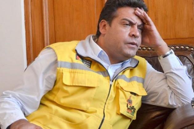 Alcalde Luis Revilla pide licencia de seis días por motivos de salud
