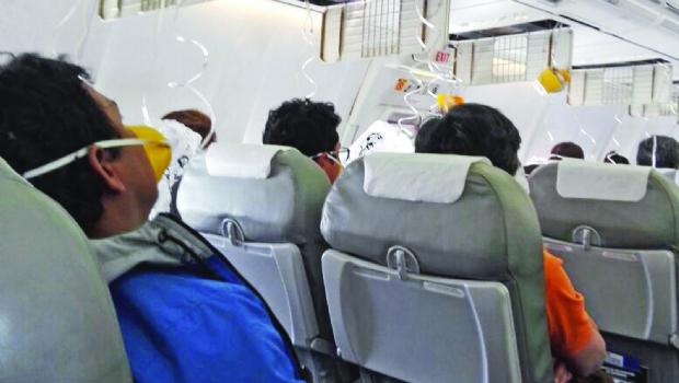 Desde enero hubo 8 incidentes en vuelos de BoA