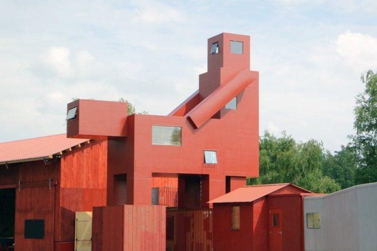 """""""Domestikator"""" tenía que ser expuesto en el Jardín de las Tullerías de París (Atelier Van Lieshout)"""