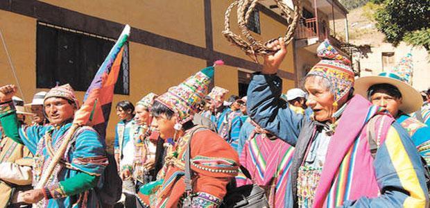 Resultado de imagen de Ayllus de Potosí
