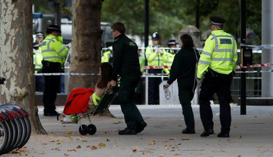 Atropello masivo en Londres