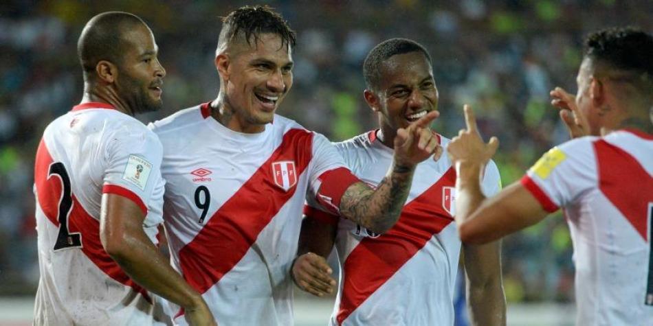 Resultado de imagen para seleccion peruana celebracion