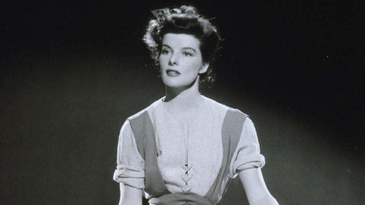 Katharine Hepburn (Getty)