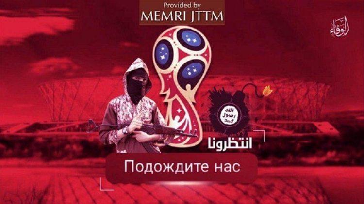 "La amenaza divulgada en canales de Telegram.""Esperen por nosotros"", dicen ruso (MEMRI)"