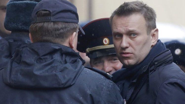 Alexéi Navalni no podrá presentarse a elecciones hasta el 2028 (Reuters)