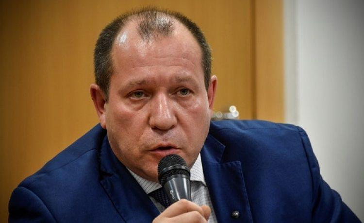 Igor Kalyapin, activista contra las torturas (AFP)