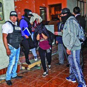 Apartan a oficiales de Policía en investigación del desfalco