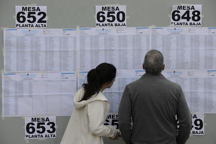 Elecciones 2017: sin incidentes ni denuncias en todo el país, ya votó el 16% del padrón