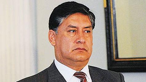 Resultado de imagen de El presidente del Tribunal Departamental de Justicia de La Paz, Juan Lanchipa