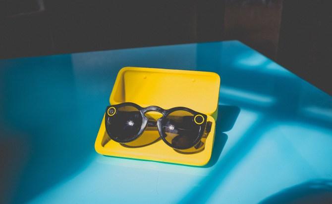 Spectacles: otro fracaso más de Snapchat