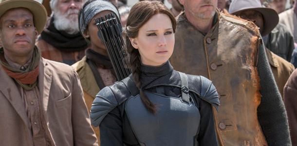 Jennifer Lawrence, Hunger Games Mockingjay Part 2