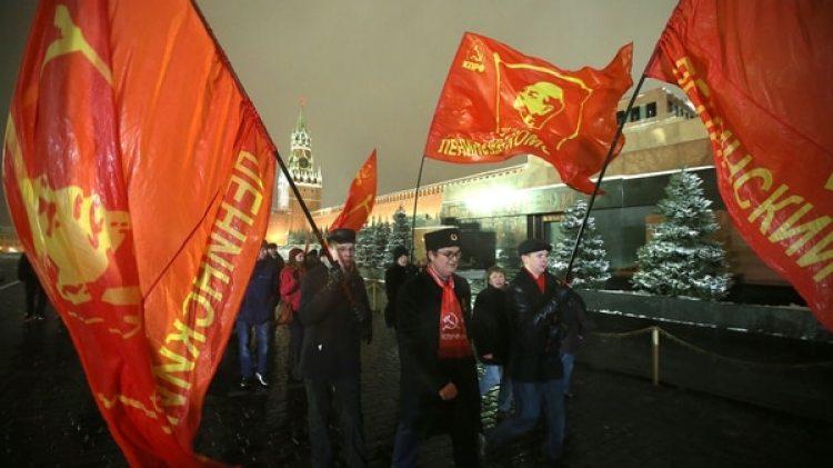 La izquierda rusa actual (Getty Images)