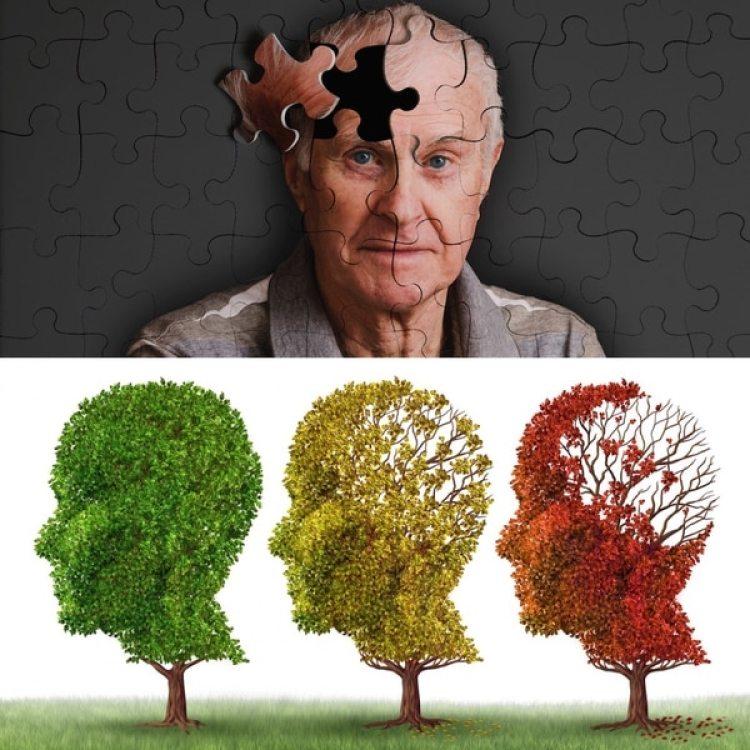 La enfermedad neurodegenerativa se manifiesta mediante el deterioro cognitivo y los trastornos conductuales