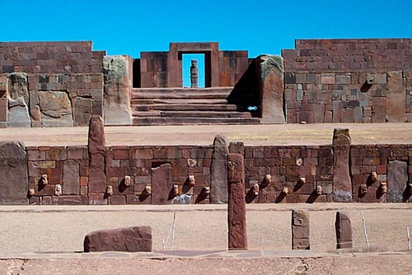 Resultado de imagen para investigaciones arqueológicas en Tiahuanaco: Huanacuni