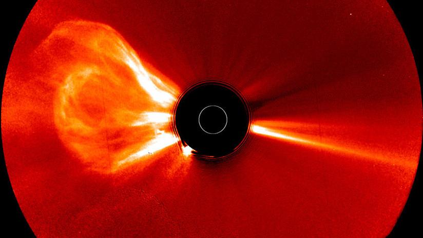 FOTOS: La NASA revela cómo se ven las erupciones y tormentas solares desde el espacio