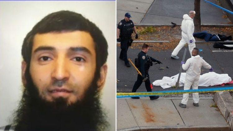 Sayfullo Habibullaevic Saipov sería el autor del atentado en Nueva York