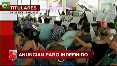 Video titulares de noticias de TV – Bolivia, mediodía del martes 24 de octubre de 2017