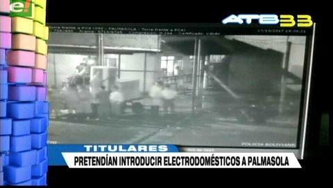 Video titulares de noticias de TV – Bolivia, mediodía del martes 31 de octubre de 2017