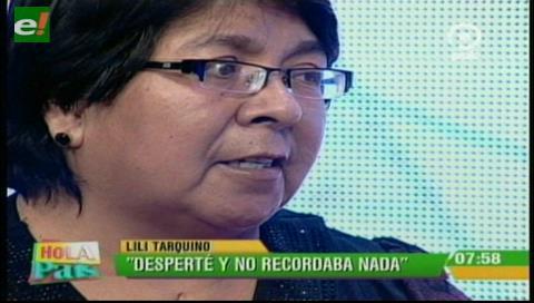 Mujer que estuvo en coma 25 días, da testimonio de su historia