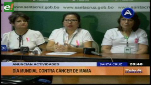 Coordinan actividades contra cáncer de mama