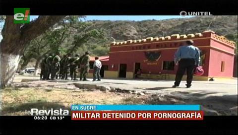 FFAA procesará a militar acusado de pornografía