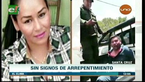 Mujer muere apuñalada por su exesposo en el Plan 3.000 de Santa Cruz (Video)