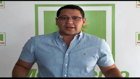 """Diputado Monasterio: """"En Bolivia no manda el MAS, manda el narcotráfico"""""""