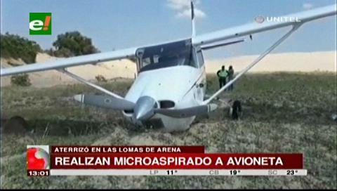 Piloto de la avioneta que cayó en La Lomas de Arena estuvo preso por narcotráfico