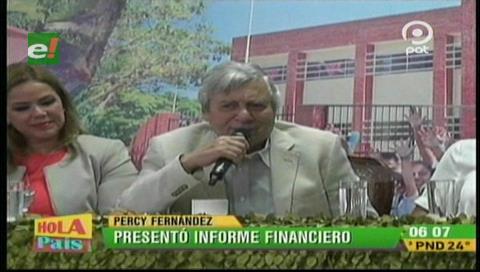 Alcaldía de Santa Cruz presentó su informe de gestión 2017