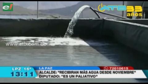 Crisis del agua en Potosí