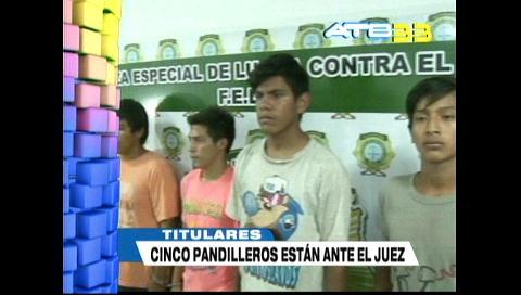 Video titulares de noticias de TV – Bolivia, noche del miércoles 18 de octubre de 2017