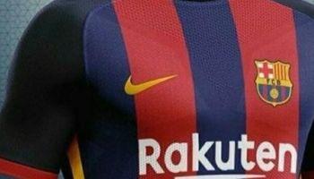 Se filtró la supuesta camiseta de Barcelona para la temporada 2018 2019 635c0537055