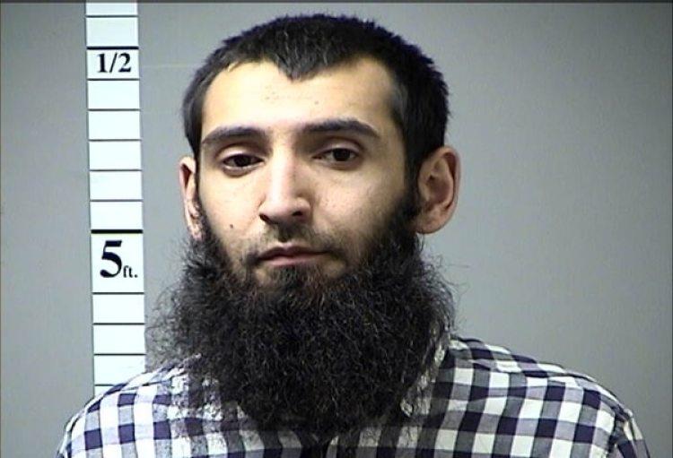 Sayfullo Saipov fue detenido en 2016 en Missouri por no pagar una infracción de tránsito