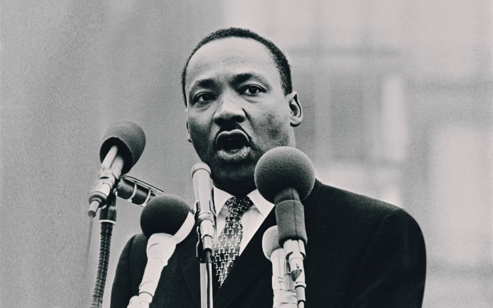Un informe secreto del FBI trató de enlodar a Martin Luther King