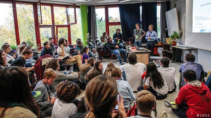 COY13 Bonn Jugend Klimawandel Konferenz (COY13)