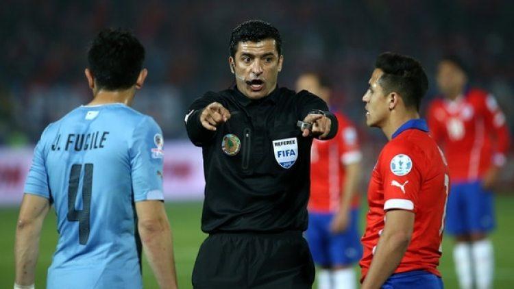 Ricci será el árbitro principal (Getty Images)