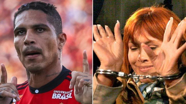 Paolo Guerrero ya se enfrentó contra una periodista y la envió a la cárcel por difamación