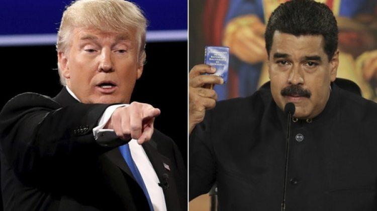 Crece la tensión entre Estados Unidos y Venezuela