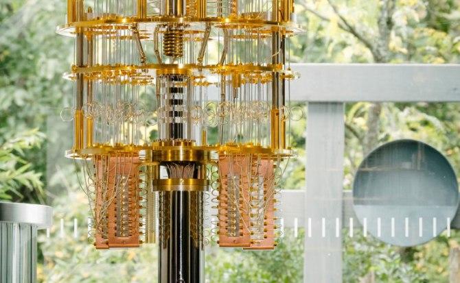 IBM presenta un ordenador cuántico de 50 qubits