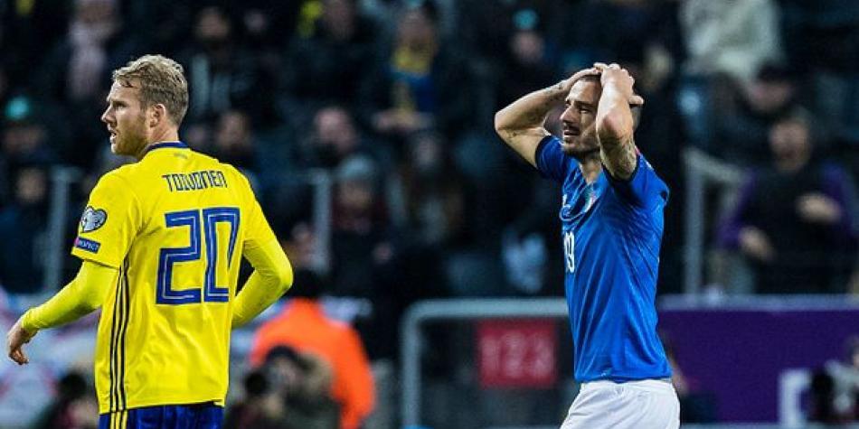 Resultado de imagen para italia vs suecia