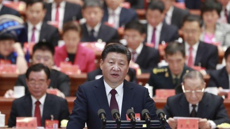 Xi Jinping. (Sheng Jiapeng/CHINA NEWS SERVICE/VCG via Getty Images)