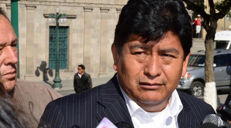 Resultado de imagen para El diputado del Movimiento Al Socialismo (MAS), Edgar Montaño