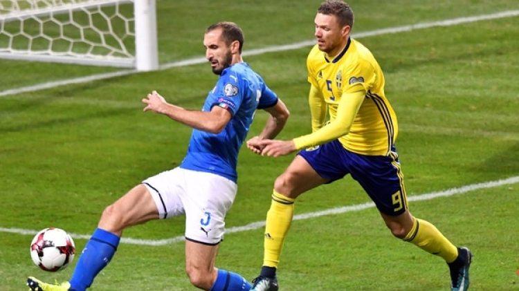 Giorgio Chiellini: a los 33 años, el marcador central de Juventus, no jugará (Reuters)