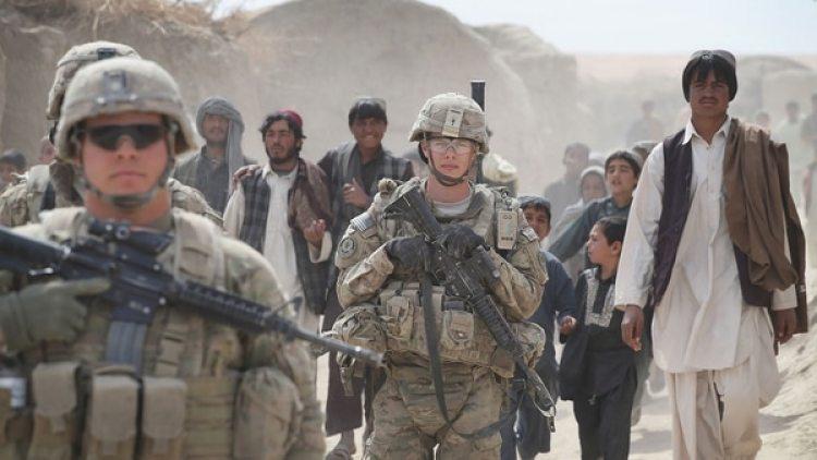 Soldados estadounidenses desplegados en Afganistán (Getty Images)