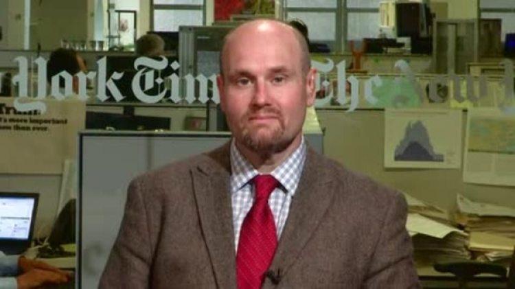 El reportero planea empezar un tratamiento para el alcoholismo, decisión que apoya el periódico The New York Times (Foto de Getty Images)