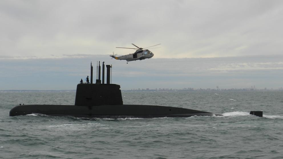 Detectada una nueva señal en el Atlántico que podría ser del submarino argentino desaparecido