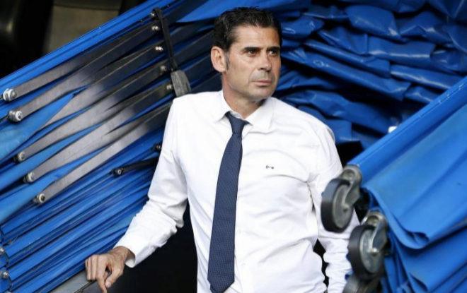 Image result for fernando hierro director deportivo