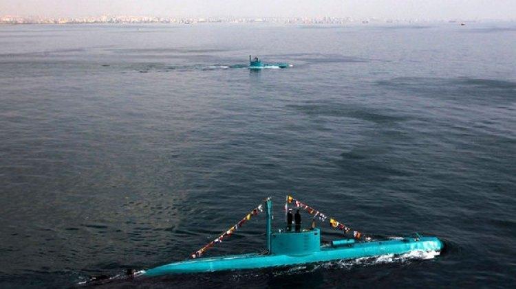 Submarinos iraníes