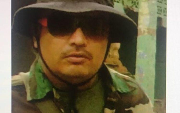 """Luis Orlando Padierna Peña, alias """"Inglaterra"""" (Gentileza El Colombiano)"""