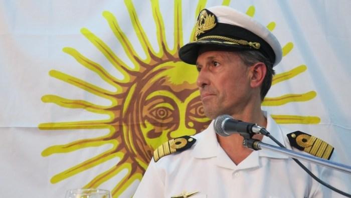 """Submarino ARA San Juan: """"Nos gustaría dar mejores noticias"""", dice la Armada"""
